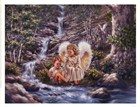 Sweet Angels Art Prints