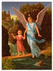 Guardian Angels Art Prints