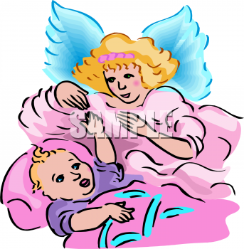 clip art angel wings. Guardian Angel Clipart